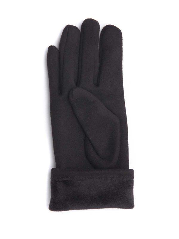 для всех черных текстильных